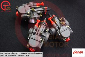 BÌNH GA DẸP PWK OKO GA DẸP 32MM MC RACING